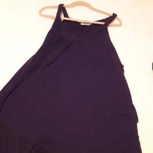 Liz Claiborne Purple Dress